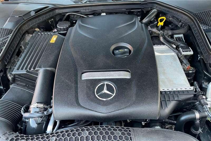 2016 Mercedes Benz C Class C200 coupe auto