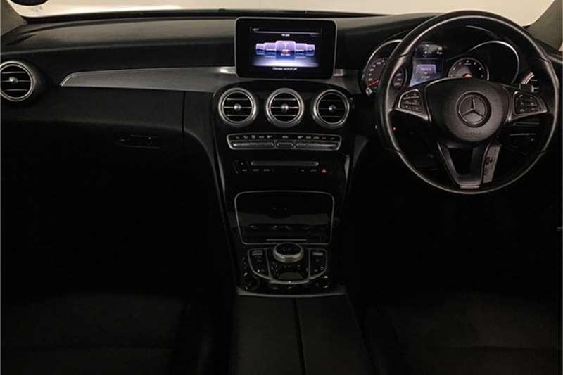 2017 Mercedes Benz C Class C200 coupe auto