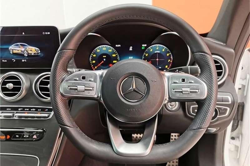 Mercedes Benz C Class C200 coupe auto 2019
