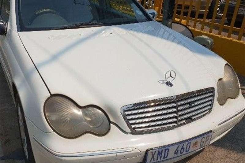 Mercedes Benz C-Class C200 Edition C 2001