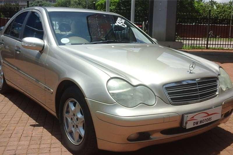 Mercedes Benz C-Class C200 Edition C 2002