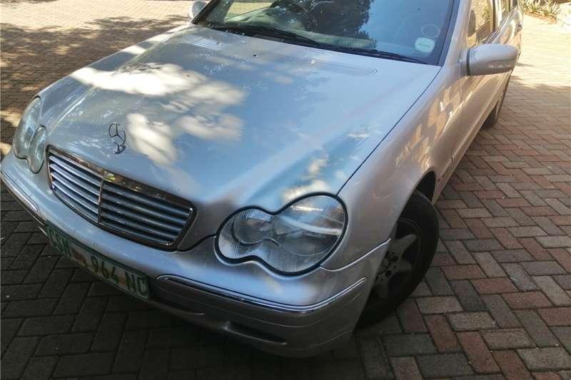 Mercedes Benz C-Class C200 Edition C 2003
