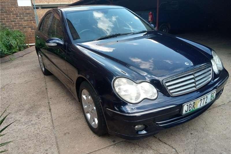 2006 Mercedes Benz C-Class