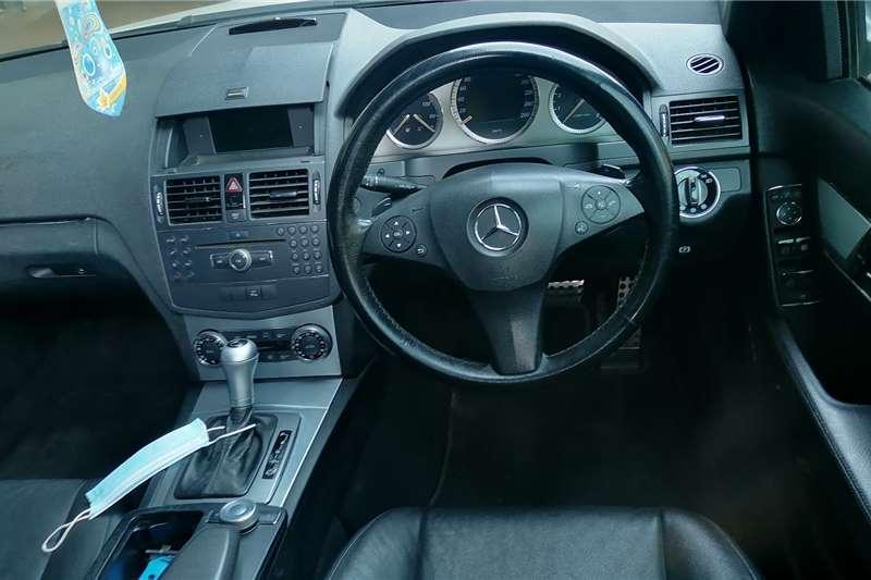 2007 Mercedes Benz C-Class C200 Edition C