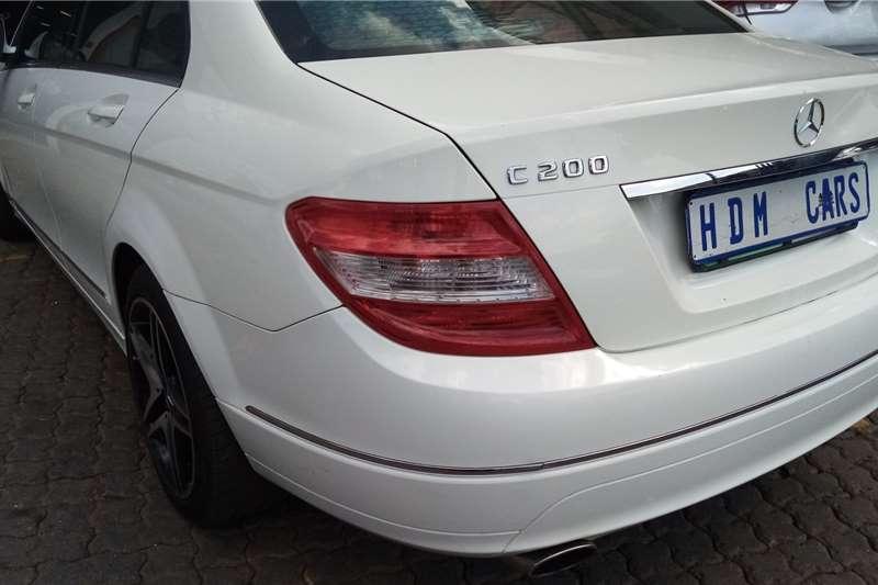 2008 Mercedes Benz C-Class C200 Edition C