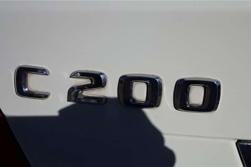 Used 2008 Mercedes Benz C-Class C200 Edition C