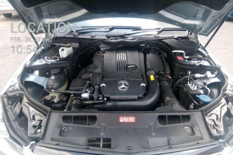 2013 Mercedes Benz C-Class C200 Edition C