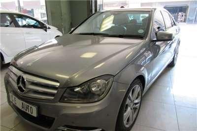Mercedes Benz C-Class C200 Edition C 2013