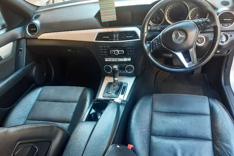 Used 2013 Mercedes Benz C-Class C200 Edition C