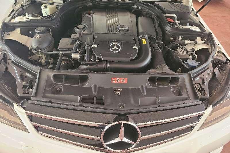 Used 2014 Mercedes Benz C-Class C200 Edition C