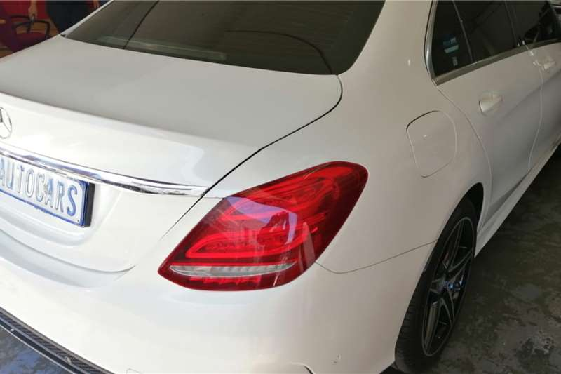 Used 2015 Mercedes Benz C-Class C200 Edition C