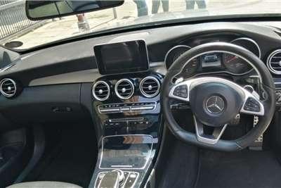 Mercedes Benz C-Class C200 Edition C 2016