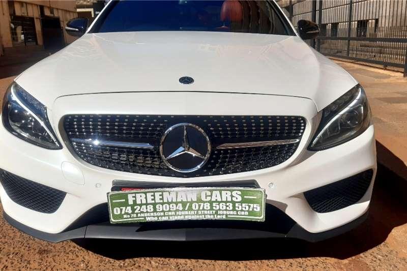 Used 2016 Mercedes Benz C-Class C200 Edition C