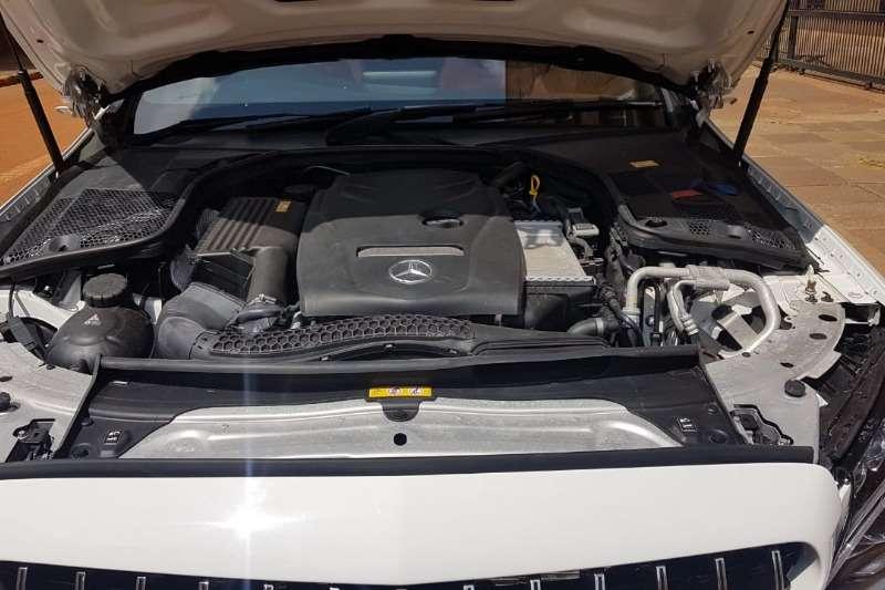 Used 2017 Mercedes Benz C-Class C200 Edition C