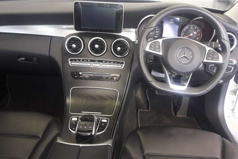 Mercedes Benz C-Class C200 Edition C 2018