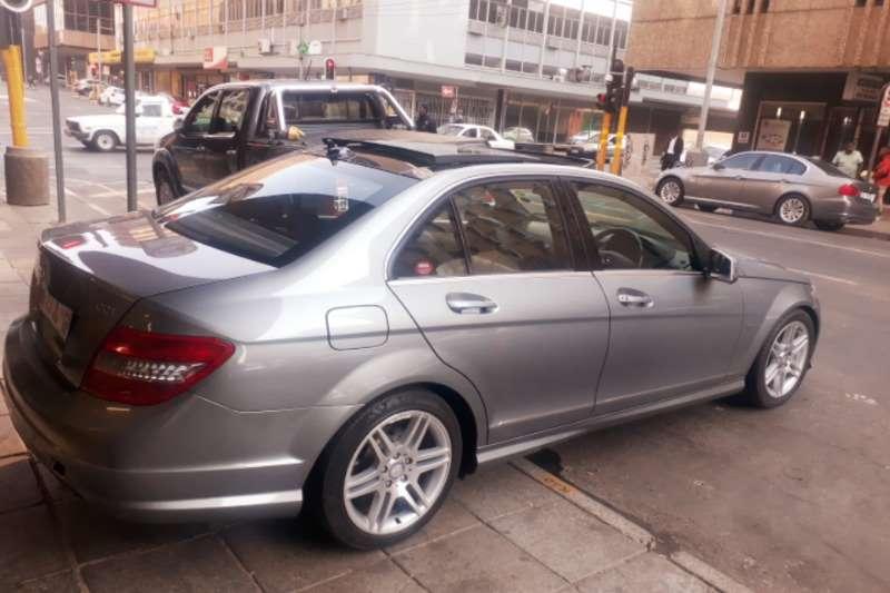 Mercedes Benz C-Class C200 Edition C Blue Efficiency 2012