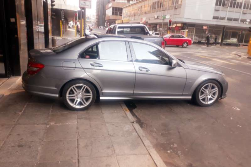 Used 2012 Mercedes Benz C-Class