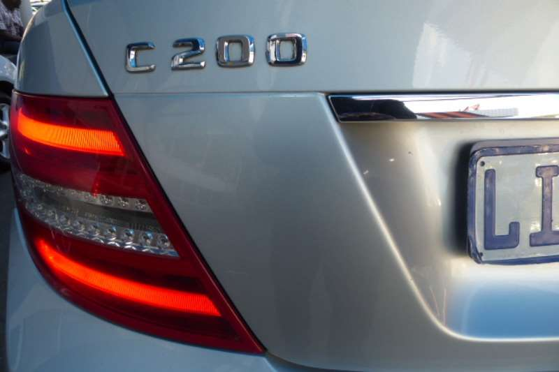 Mercedes Benz C-Class C200 Edition C CDi Diesel Engine 2013