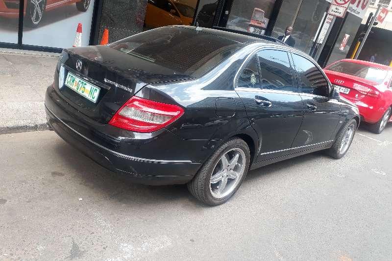 Mercedes Benz C-Class C200 Edition C KOMPRESSOR 2009