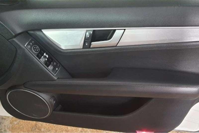 2012 Mercedes Benz C Class C200 Elegance AMG Sports