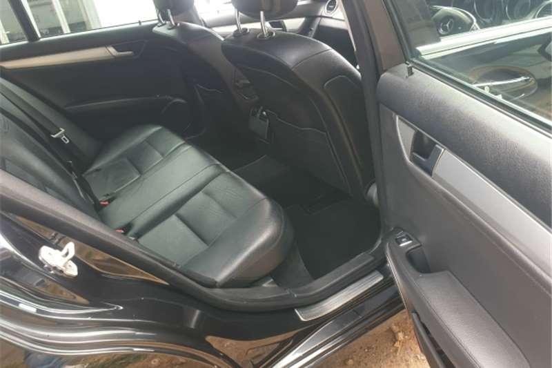 Used 2012 Mercedes Benz C Class C200 Elegance auto