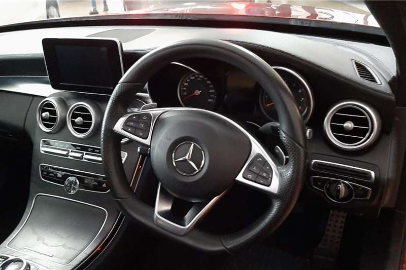 2016 Mercedes Benz C Class C200 estate AMG Line auto