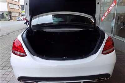 Mercedes Benz C Class C200 estate AMG Line auto 2017