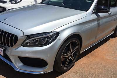 Mercedes Benz C Class C200 estate AMG Line auto 2018