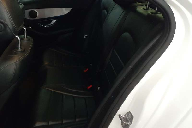 Used 2018 Mercedes Benz C Class C200 estate AMG Line auto