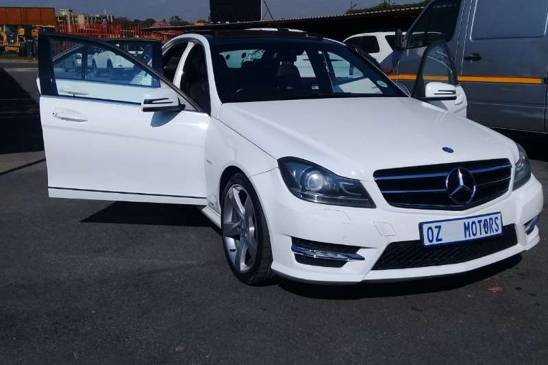 Mercedes Benz C Class C200 estate AMG Sports auto 2014
