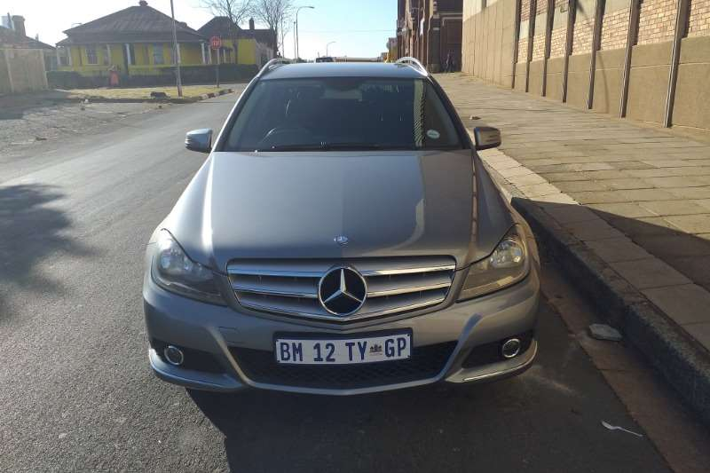 Mercedes Benz C Class C200 estate auto 2011