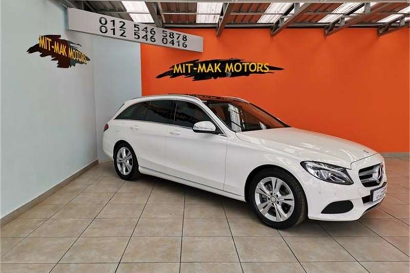 Mercedes Benz C Class C200 estate auto 2015