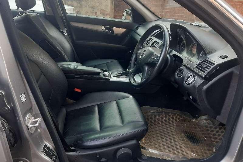 Used 2010 Mercedes Benz C Class C200 estate Avantgarde