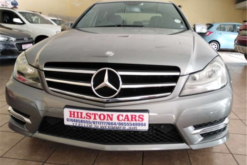 Mercedes Benz C Class C200 estate Avantgarde auto 2014