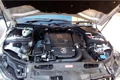 2014 Mercedes Benz C Class C200 Exclusive auto
