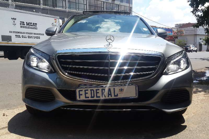 Mercedes Benz C Class C200 Exclusive auto 2015
