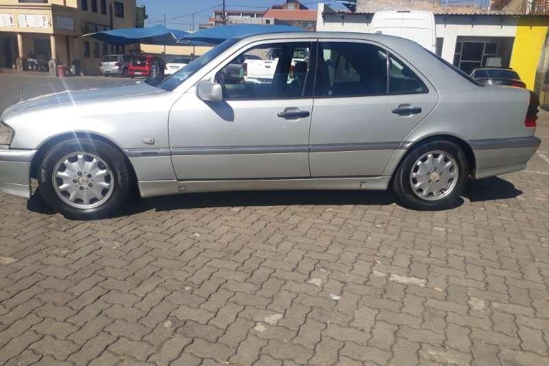 1998 Mercedes Benz C-Class