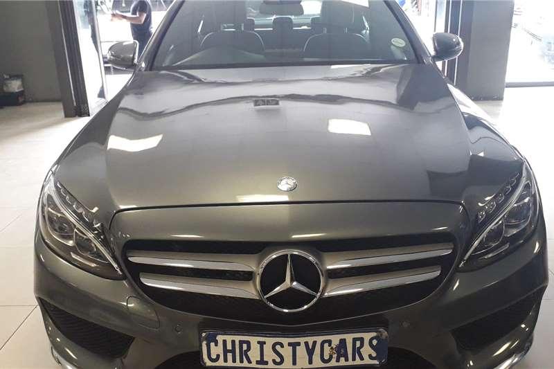 2017 Mercedes Benz C-Class