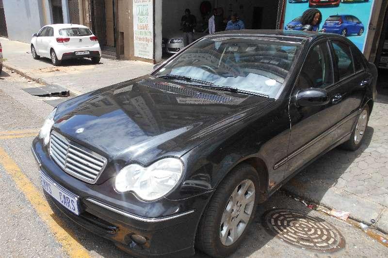 Mercedes Benz C Class C200 Kompressor 2007