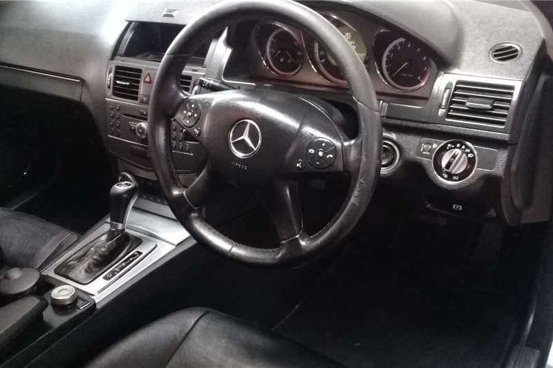 Mercedes Benz C-Class C200 Kompressor 2010