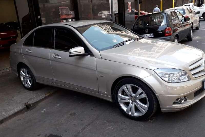 Mercedes Benz C Class C200 Kompressor Avantgarde 2009