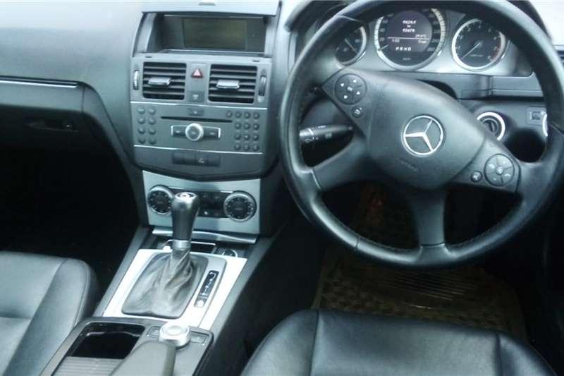 Used 2011 Mercedes Benz C Class C200 Kompressor Avantgarde