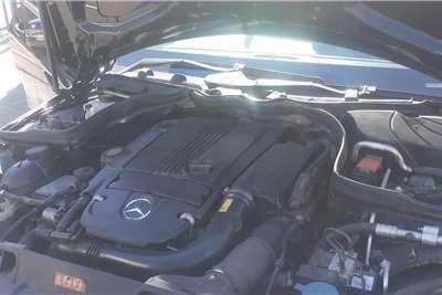 Used 2012 Mercedes Benz C Class C200 Kompressor Avantgarde