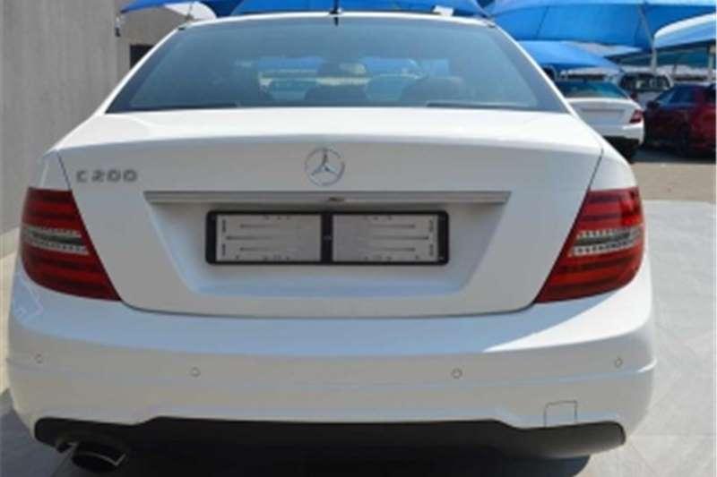 Mercedes Benz C Class C200 Kompressor Avantgarde AMG Sports Touchshift 2014