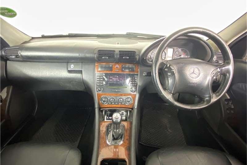 2006 Mercedes Benz C Class C200 Kompressor Avantgarde Touchshift
