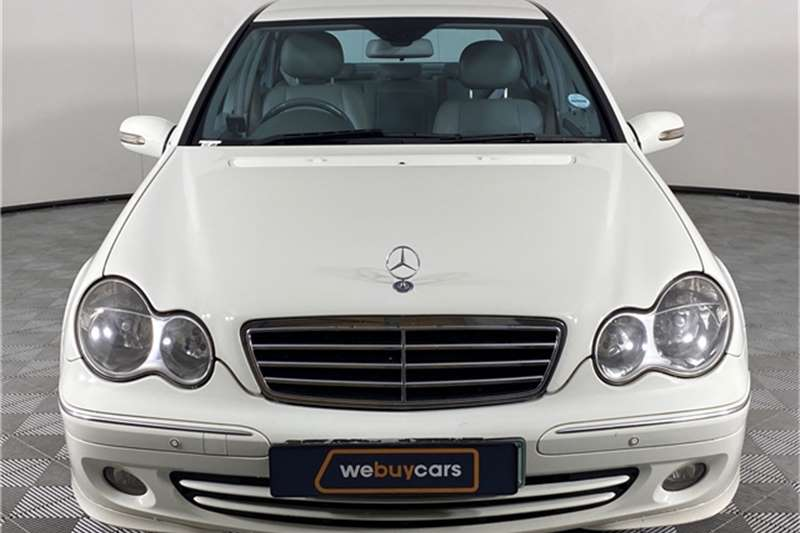 Used 2007 Mercedes Benz C Class C200 Kompressor Avantgarde Touchshift