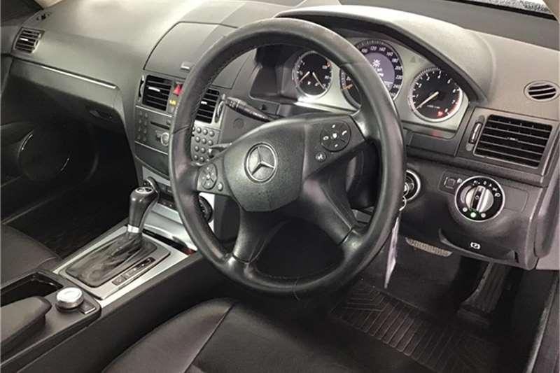 Mercedes Benz C Class C200 Kompressor Avantgarde Touchshift 2008