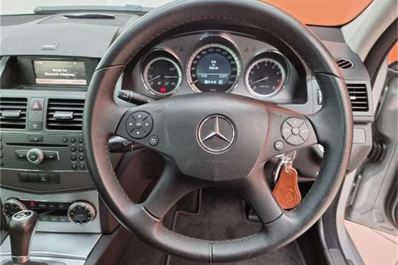 Used 2009 Mercedes Benz C Class C200 Kompressor Avantgarde Touchshift