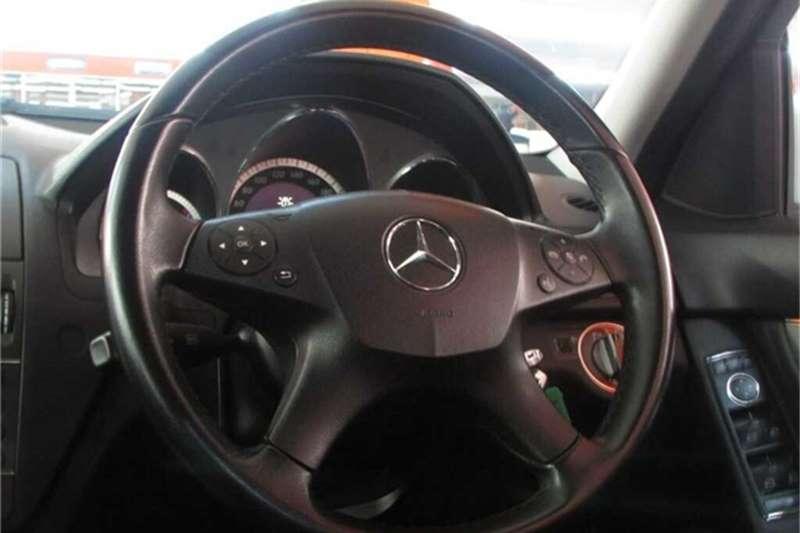 Mercedes Benz C Class C200 Kompressor Avantgarde Touchshift 2010