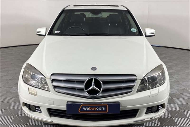 Used 2010 Mercedes Benz C Class C200 Kompressor Avantgarde Touchshift